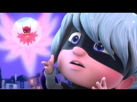 PJ Masks Season 2 🌙Luna Girl is Sad 🌙 PJ Masks Season 2 Compilation  PJ Masks