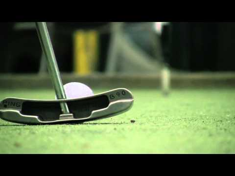 RMU Island Sports Center: Golf Dome Commercial