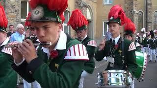 Aloisiusfest 2017 - Parade auf dem Calvarienberg