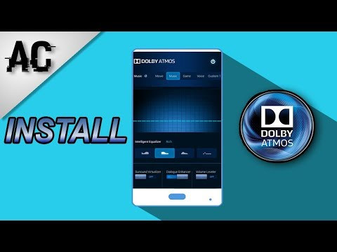 Install DOLBY ATOMS On Android ! [Hindi]