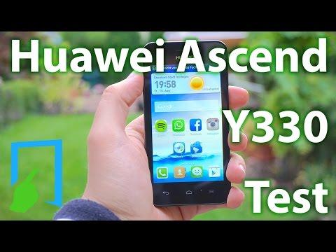 Huawei Ascend Y330 Test deutsch   TBLT.de