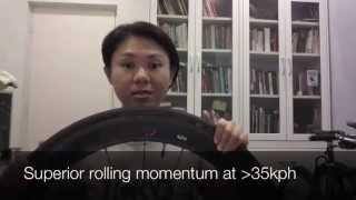 Roadbike Wheelset Upgrade - High profile (Zipp404) versus Medium Profile (Reynolds Assault)