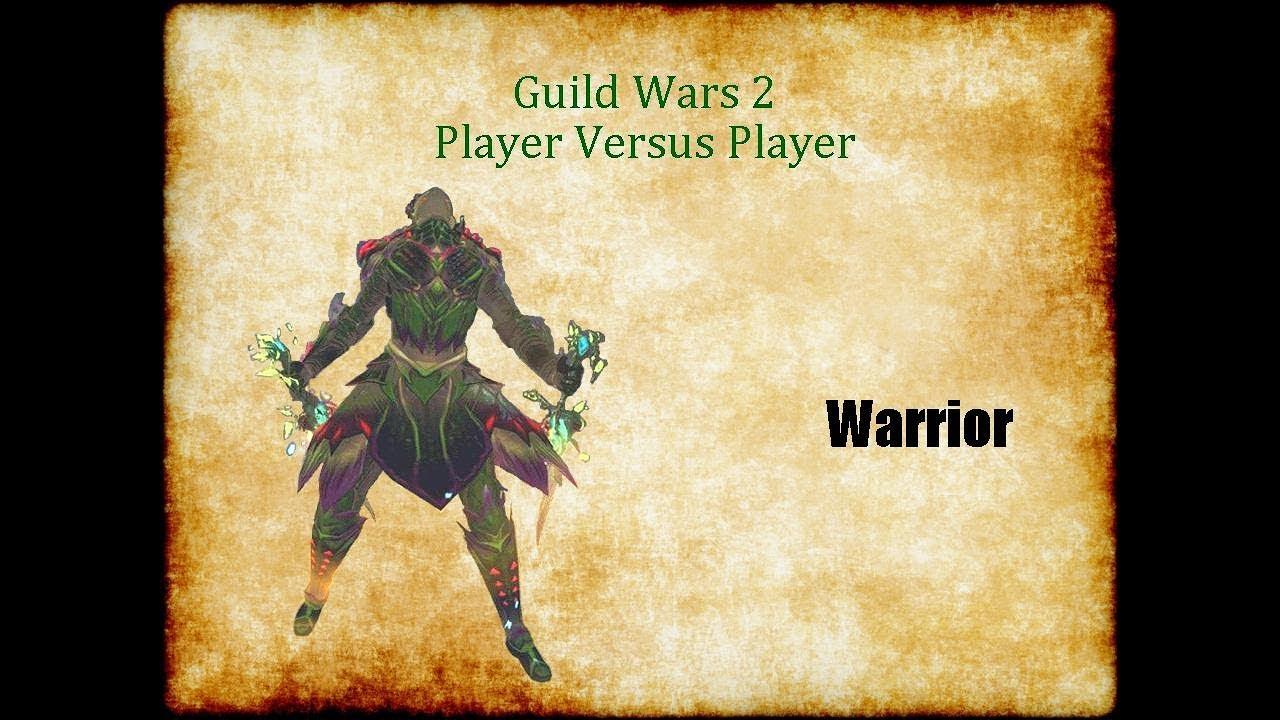 Warrior - GuildWars2Data