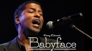 "Baby Face ""Everytime I close My Eyes"" Live At Java Jazz Festival 2008"