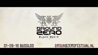 F-Noize & Partyraiser - Black Magic (GroundZero 2018 Anthem Video)