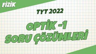 TYT Fizik - Optik -1 Soru Çözümleri  TYT Fizik 2021 hedefekoş