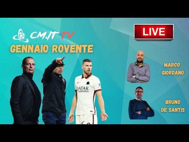 🔴 CMIT TV - Inter, Milan e Juventus: TUTTE le ultime di Calciomercato LIVE!