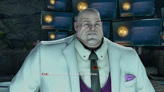The Amazing Spider-Man 2 Game - Kingpin Boss Fight