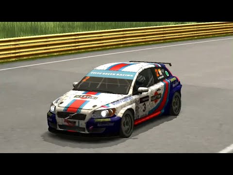 gameplay volvo the game volvo c30 martini racing youtube. Black Bedroom Furniture Sets. Home Design Ideas