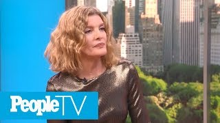 Rene Russo Dishes On Morgan Freeman, Tommy Lee Jones Acting Like 'Two Little Boys' On Set | PeopleTV