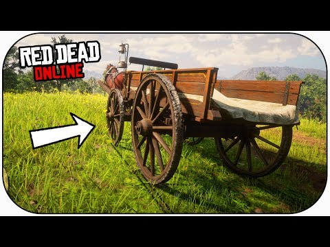 10 Things You MUST KNOW About The Hunting Wagon In Red Dead Online!