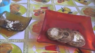Конвертики из кабачков (Envelopes zucchini )