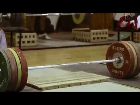 Dmitry Klokov - IWF weightlifting documentary