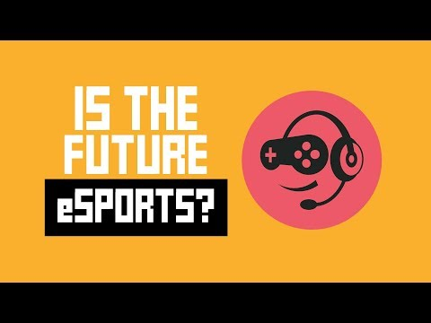 eSports - Is This Where Gaming Is Headed?