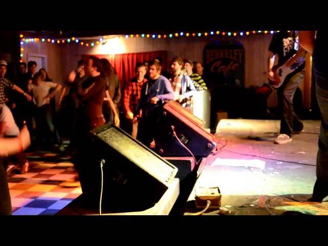 Misled Youth - 1/4/2013 @ Berkeley Cafe