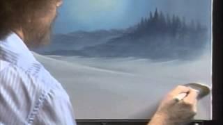 밥 로스의 그림을 그립시다 한국어 더빙   추운 겨울 아침 XviD AC3 HOF