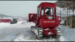 Anche i Vigili del Fuoco di Avellino nelle zone terremotate di Amatrice e del Centro Italia
