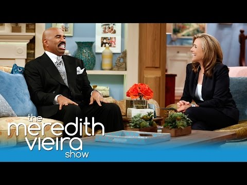 Steve Harvey's Rules For Dating His Daughters!   The Meredith Vieira Show