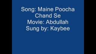 Maine poocha chand se by KaYbEe