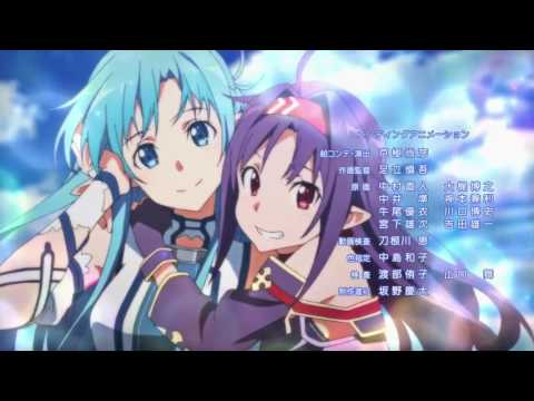 Sword Art Online II Ending 3 LiSA Shirushi
