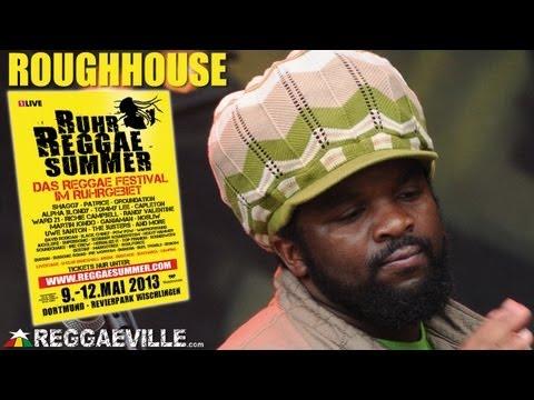 Roughhouse - Love Guide @Ruhr Reggae Summer in Dortmund, Germany 5/11/2013