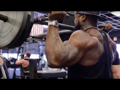 Big Shoulder Training | Squad Workout