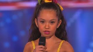 """Kids dance to Lil Pump """"Gucci Gang"""" on America's Got Talent (audience crying and judges applaud)"""