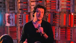 La imaginación como herramienta de construcción social:  Solano Benitez at TEDxAsunción