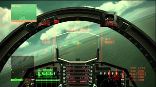 Ace Combat 6: Fires of Liberation HD Playthrough - Part 5 - Anea Landing