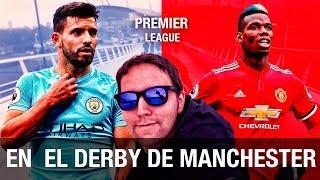 City - United Derby de Manchester | Vlog 66