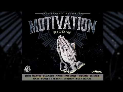 MOTIVATION RIDDIM PROMO MIX  FEB 2017 (SEANIZZLE RECORDS) mix by Djeasy