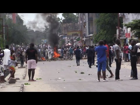 Fresh DR Congo protests against Kabila turn deadly