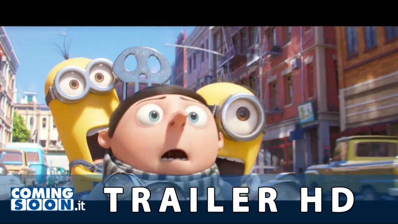 Minions 2 (2020): Primo Trailer Italiano del Film - HD
