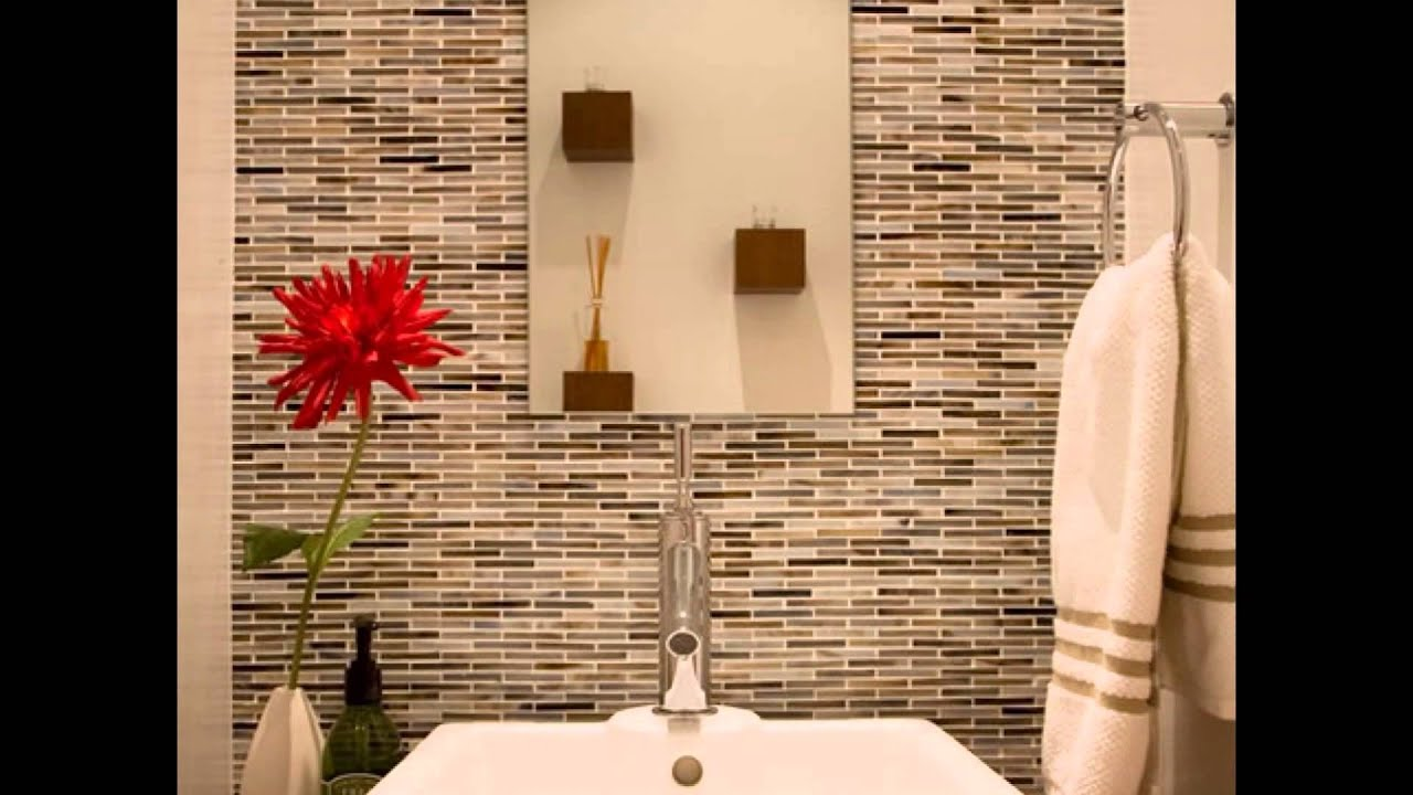 Wall Texture Design For The Bathroom - YouTube for Wall Designs Texture For Bathroom  174mzq