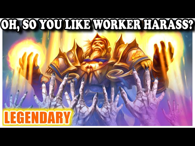 Grubby | WC3 | [LEGENDARY] Oh, So You Like WORKER HARASS?!