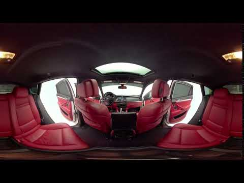 2012 Bmw X6 M 360 Interior Back Seat Youtube
