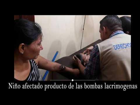 REPRESION POST ELECTORAL DE NIÑEZ Y JUVENTUD EN HONDURAS
