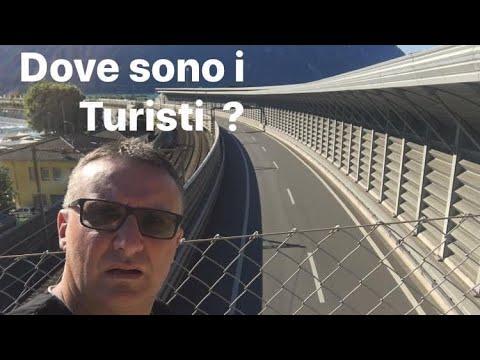 Turismo in Italia : un disastro , non sta arrivando nessuno !!!