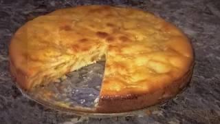 Шарлотка на сгущенке. Пирог с яблоками. Пирог с грушами к чаю.