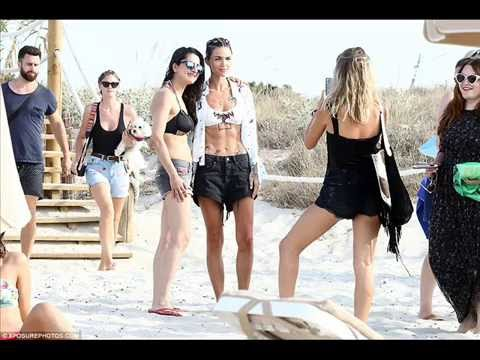 Ruby Rose Packs On The PDA With Girlfriend Harley Gusman In Formentera