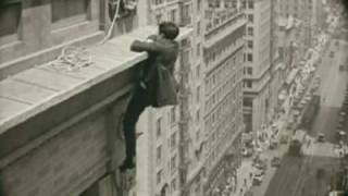 "Harold Lloyd's ""Safety Last""- 1923"