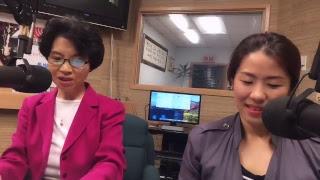 시애틀라디오한국의 실시간 정보데이트  라이브 (조이플선교합창단 장현자, 박현실  8월13일)