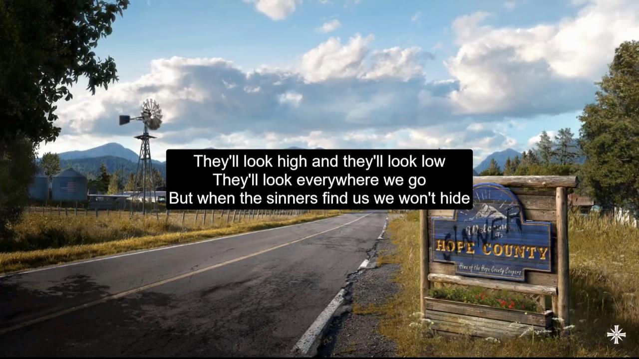 Keep Your Rifle By Your Side Far Cry5 Lyrics Youtube