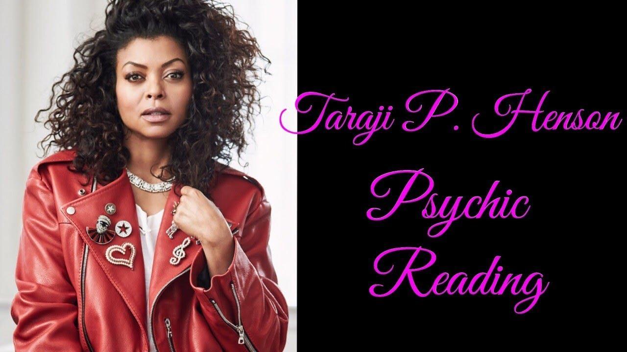 Taraji P Henson Psychic Reading