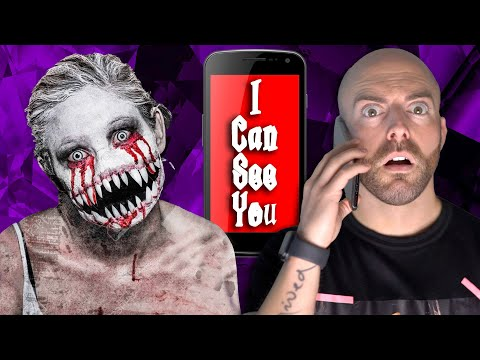 10 Terrifying Mystery Callers with Creepy Messages