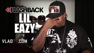 Lil Eazy-E Cries Recalling Final Moments with His Father Before He Died (Flashback)