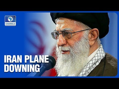 Khamenei Leads Prayer Amid Crash Outrage
