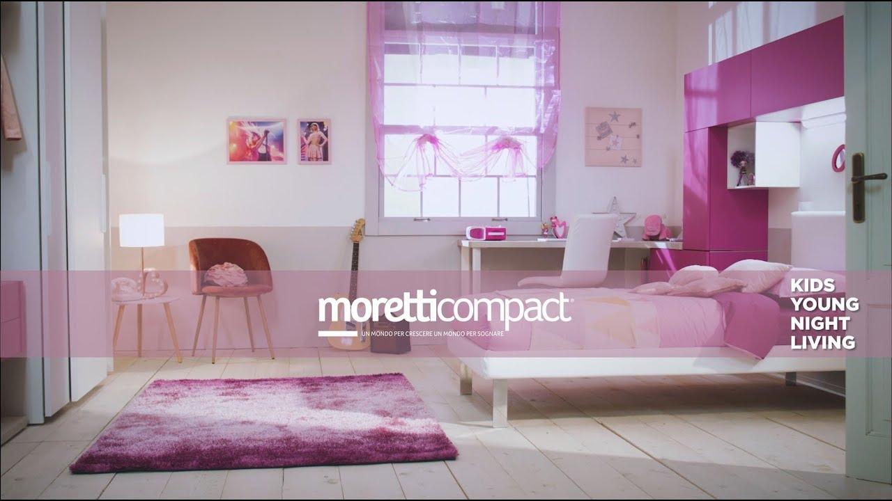 Camerette | MorettiCompact