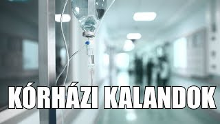 Weekly Vlog # 1 - Hospital Adventures (By: Peti)