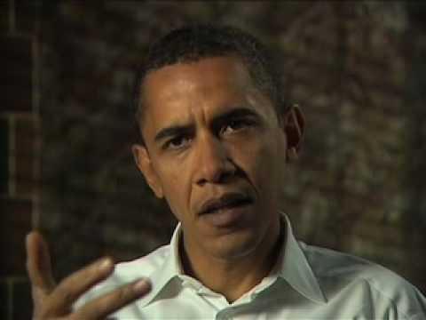 Barack Obama on Darfur